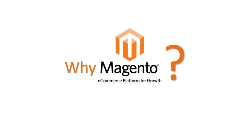 Why Magento Ecommerce Web Development Services